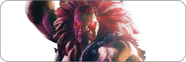 Akuma Street Fighter 5: Champion Edition artwork