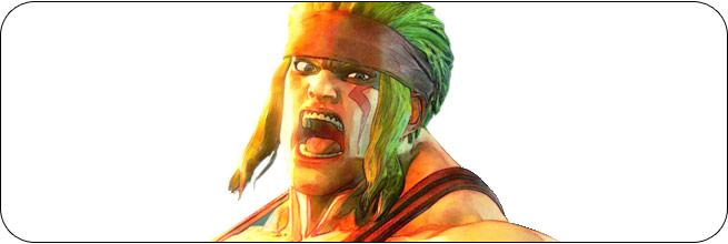Alex Street Fighter 5: Champion Edition artwork
