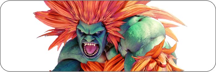 Blanka Street Fighter 5: Champion Edition artwork