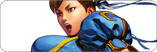 Chun Li Street Fighter 5 Champion Edition Moves