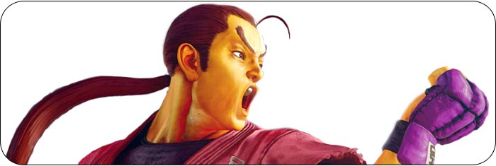 Dan Street Fighter 5: Champion Edition artwork