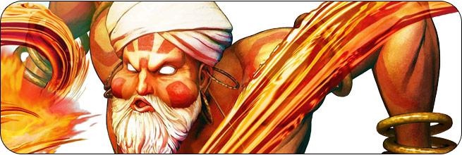 Dhalsim Street Fighter 5: Champion Edition artwork