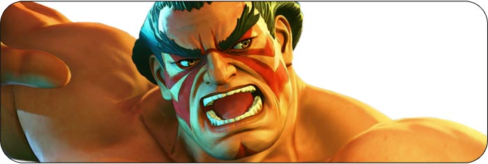 E. Honda Street Fighter 5: Arcade Edition artwork