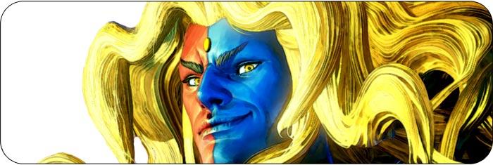 Gill Street Fighter 5: Champion Edition artwork