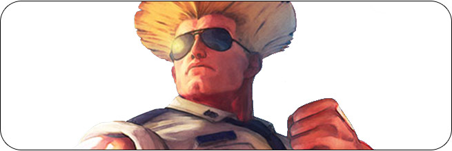 Guile Street Fighter 5: Champion Edition artwork