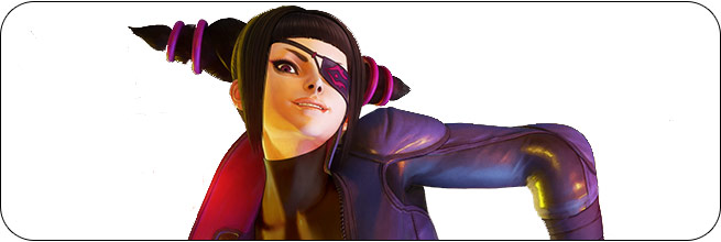 Juri Street Fighter 5: Champion Edition artwork