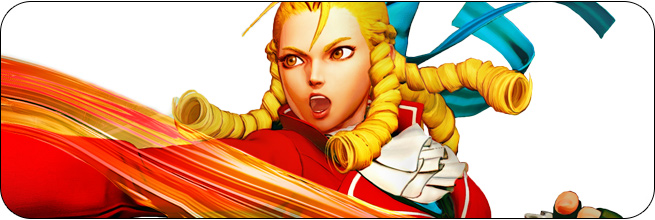 Karin Street Fighter 5: Champion Edition artwork