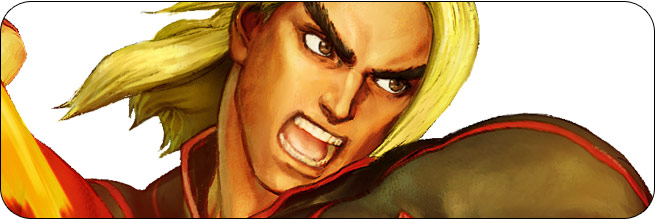 Ken Street Fighter 5: Arcade Edition artwork