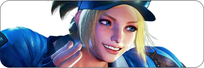 Lucia Street Fighter 5: Arcade Edition artwork