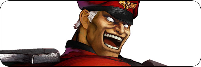 M. Bison Street Fighter 5: Champion Edition artwork