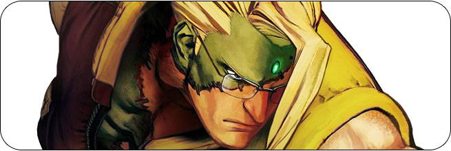 Nash Street Fighter 5: Arcade Edition artwork