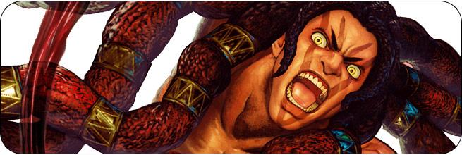 Necalli Street Fighter 5: Champion Edition artwork
