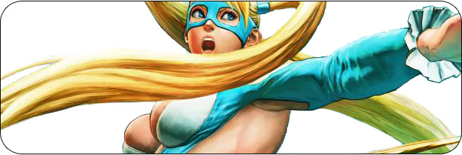 R. Mika Street Fighter 5: Champion Edition artwork