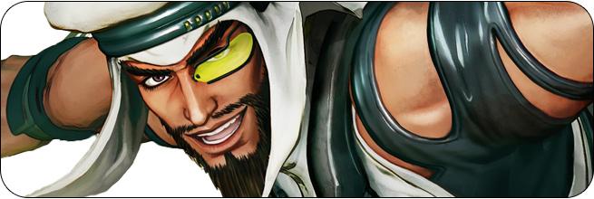 Rashid Street Fighter 5: Champion Edition artwork