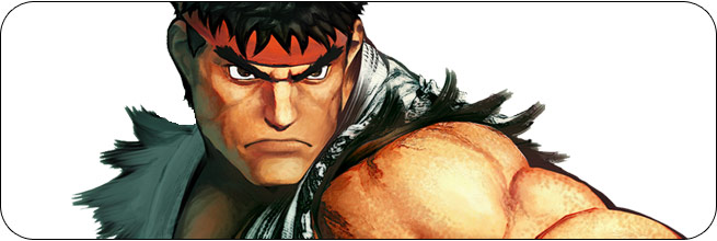 Ryu Street Fighter 5: Champion Edition artwork