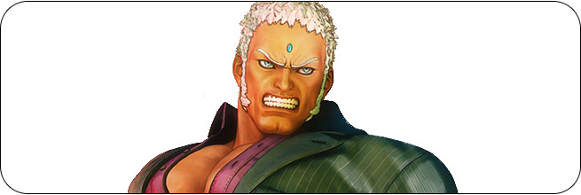 Urien Street Fighter 5: Champion Edition artwork