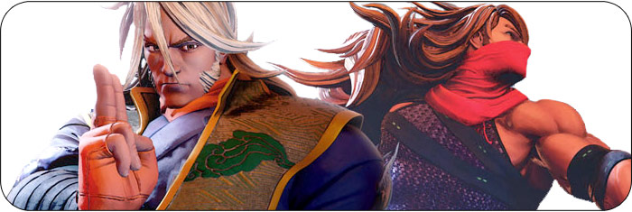 Zeku Street Fighter 5: Champion Edition artwork