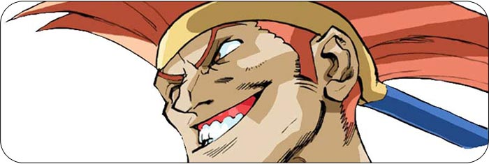 Adon Street Fighter Alpha 3 artwork