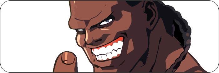 Dee Jay Street Fighter Alpha 3 artwork