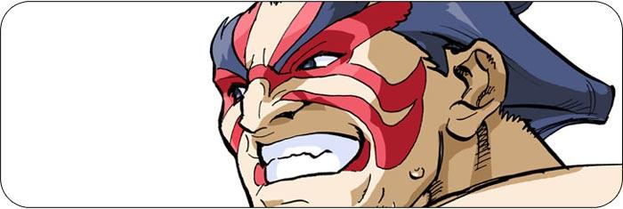 E. Honda Street Fighter Alpha 3 artwork