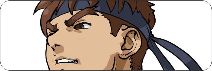 Evil Ryu Street Fighter Alpha 3 artwork
