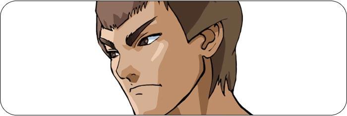 Fei Long Street Fighter Alpha 3 artwork