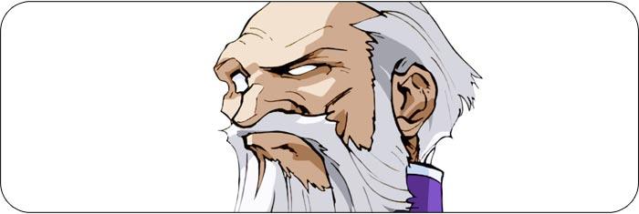 Gen Street Fighter Alpha 3 artwork