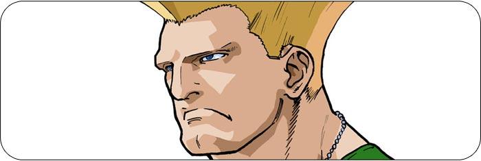 Guile Street Fighter Alpha 3 artwork