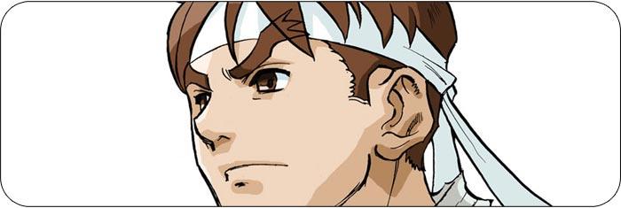 Ryu Street Fighter Alpha 3 artwork