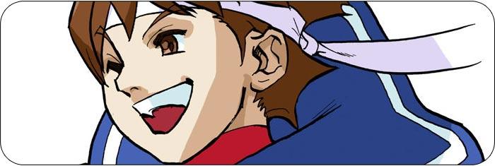 Sakura Street Fighter Alpha 3 artwork