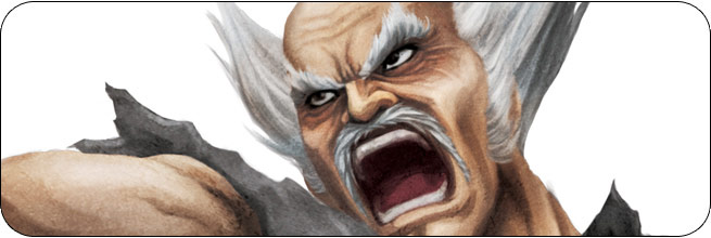 Heihachi Street Fighter X Tekken Moves, Combos, Strategy Guide