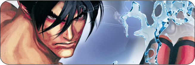 Jin Street Fighter X Tekken Moves, Combos, Strategy Guide