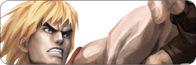 Ken Street Fighter X Tekken Moves, Combos, Strategy Guide