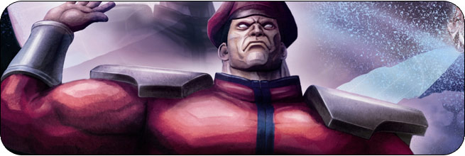 M. Bison Street Fighter X Tekken Moves, Combos, Strategy Guide