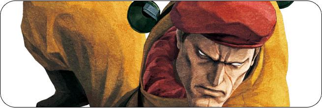 Rolento Street Fighter X Tekken Character Guide