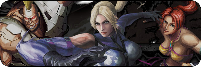 Street Fighter X Tekken v2013 - Tekken cast patch notes