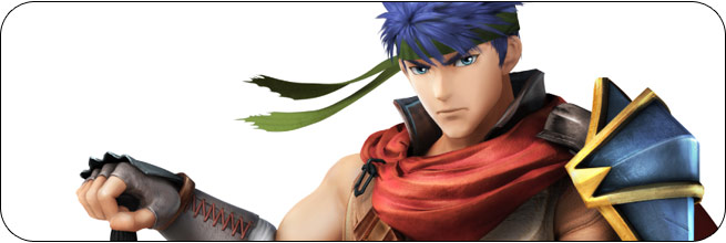 super smash bros wii u ike