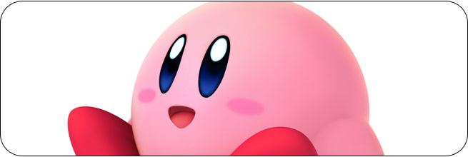 Kirby Super Smash Bros. 4 artwork