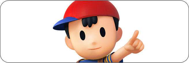 Ness Super Smash Bros  4 moves, tips and combos