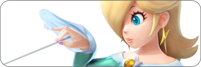 Rosalina Super Smash Bros. 4 artwork