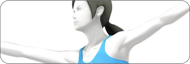 Wii Fit Trainer Super Smash Bros. 4 artwork