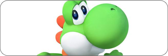Yoshi Super Smash Bros. 4 artwork