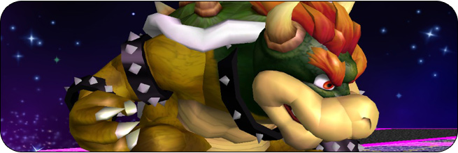 Bowser Super Smash Bros. Melee Moves, Combos, Strategy Guide