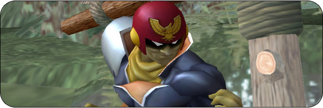 Captain Falcon Super Smash Bros. Melee Moves, Combos, Strategy Guide