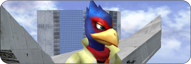 Falco Super Smash Bros. Melee Moves, Combos, Strategy Guide