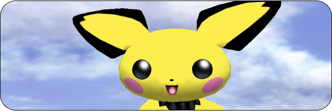 Pichu Super Smash Bros. Melee Moves, Combos, Strategy Guide