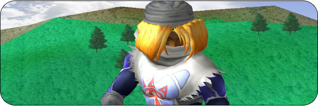 Sheik Super Smash Bros. Melee Moves, Combos, Strategy Guide