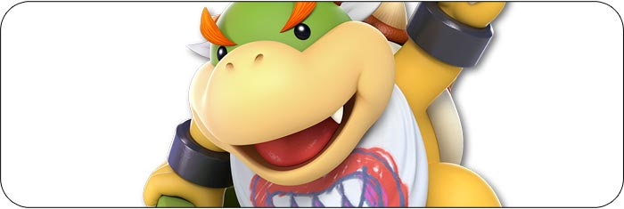 Bowser Jr. Super Smash Bros. Ultimate artwork
