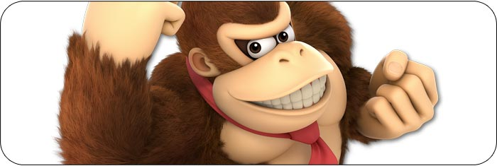 Donkey Kong Super Smash Bros. Ultimate artwork
