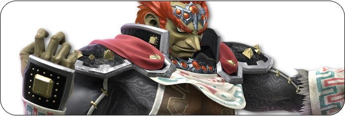 Ganondorf Super Smash Bros. Ultimate artwork